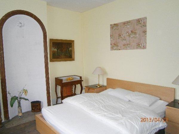 slaapkamer beneden voorzijde
