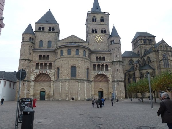 Dom in Trier