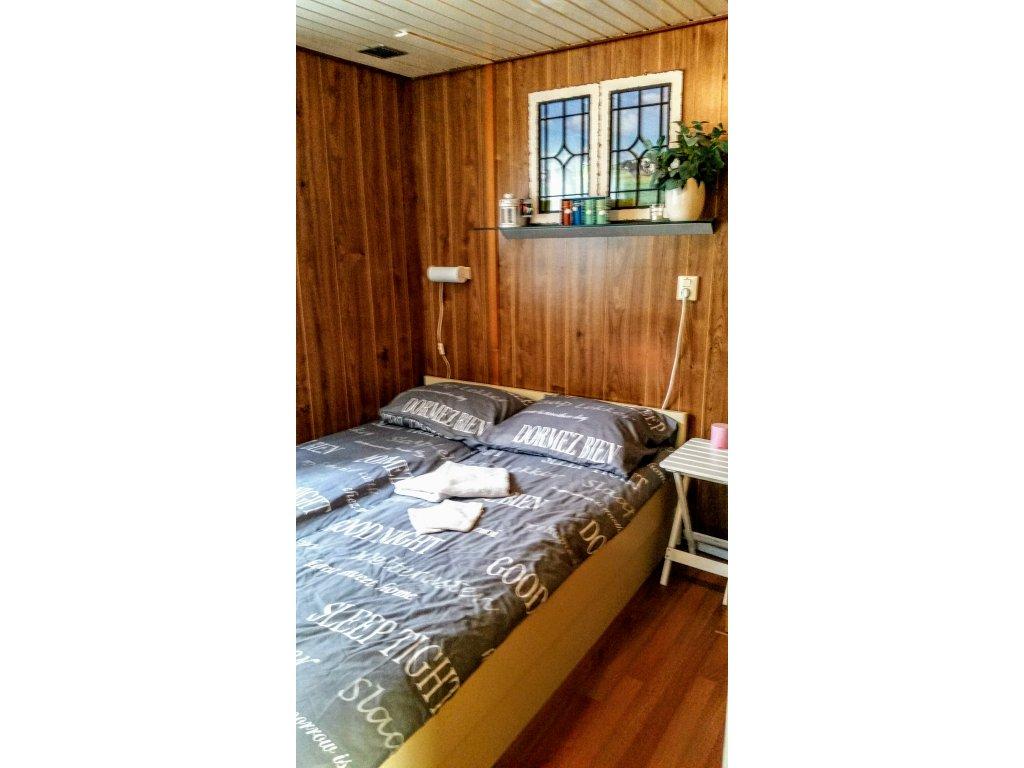slaapkamer chalet